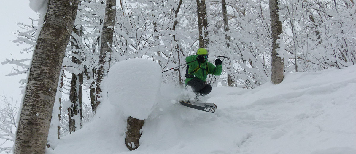 Japón: esquiar en otro mundo